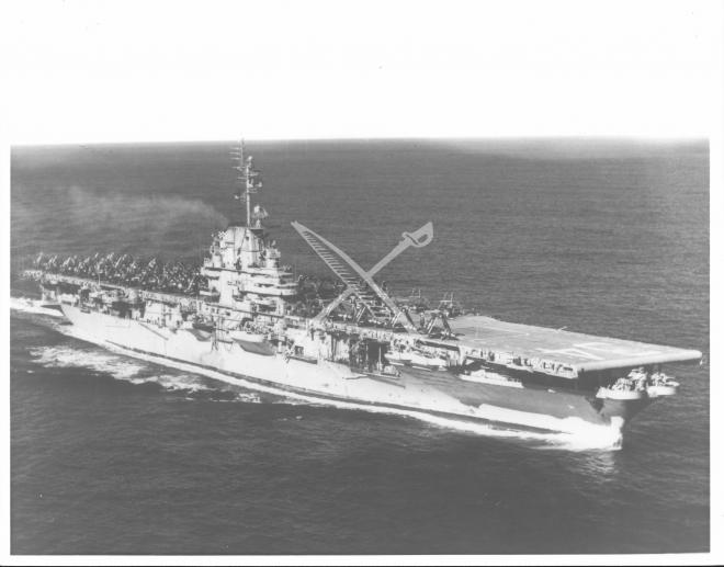 USS Oriskany (CV-34) | U S  Naval Institute Photo Archives